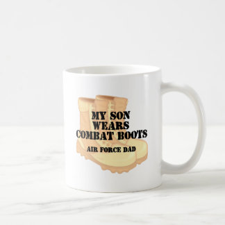 Air Force Dad Son DCB Mug