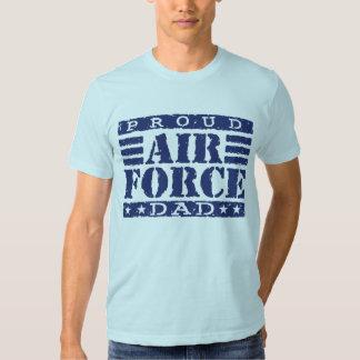 Air Force Dad Tee Shirt