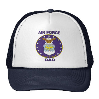 Air Force Dad Trucker Hat