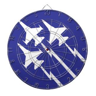 Air Force Dartboard