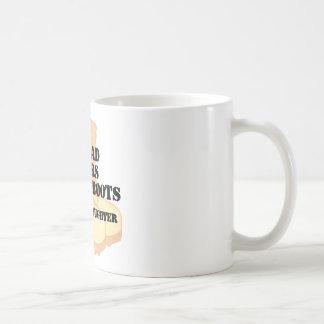 Air Force Daughter DCB Dad Coffee Mug