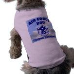 Air Force Dog Dog Shirt