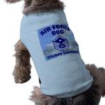 Air Force Dog Doggie T-shirt