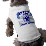 Air Force Dog Pet Clothing