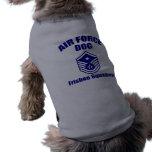 Air Force Dog Pet Shirt