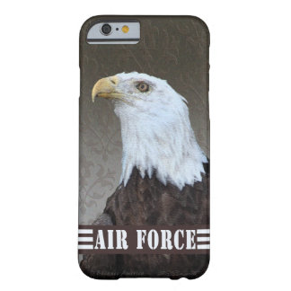 Air Force Eagle iPhone 6 Barely There Barely There iPhone 6 Case