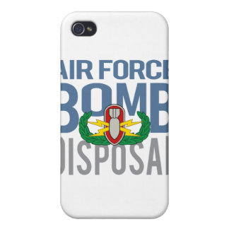 Air Force EOD iPhone 4/4S Case