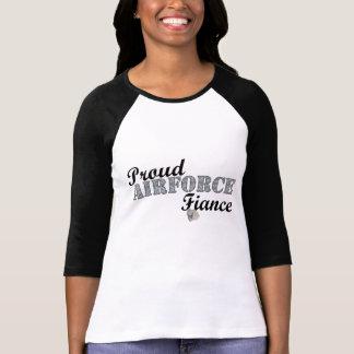 Air Force Fiance T-shirts