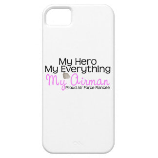 Air Force Fiancee My Hero iPhone 5 Cases