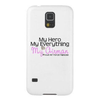 Air Force Fiancee My Hero Case For Galaxy S5