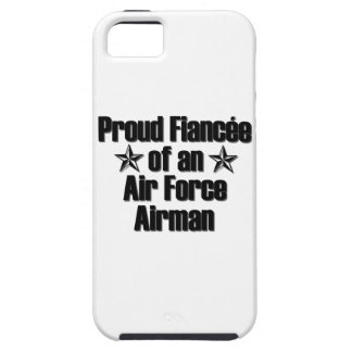 Air Force Fiancee Proud iPhone 5 Covers