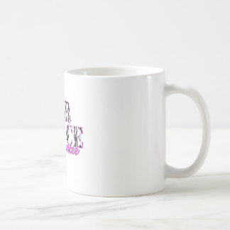 Air Force Fiancee Zebra Coffee Mug