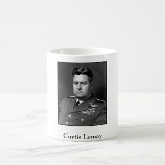 Air Force General Curtis Lemay Coffee Mug