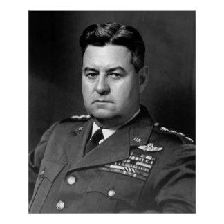 Air Force General Curtis Lemay Poster
