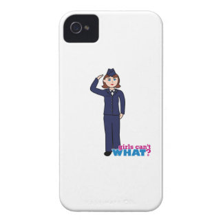 Air Force Girl Case-Mate iPhone 4 Case