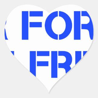 air-force-girlfriend-clean-blue.png pegatina en forma de corazón