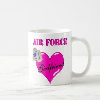 Air Force Girlfriend Coffee Cup