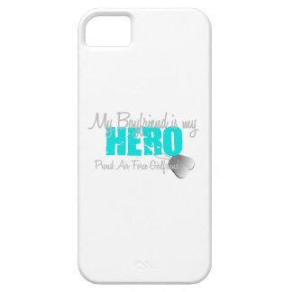 Air Force Girlfriend Hero iPhone 5 Cases