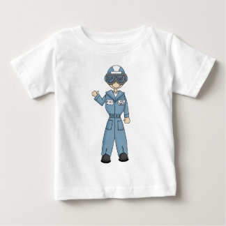 air_force_guy baby T-Shirt