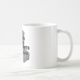 Air Force Husband CB Coffee Mug