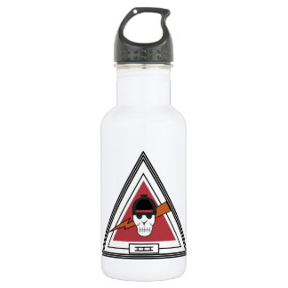 Air Force, Insignia, MILITARY PATCH, SERE, USAF, V Water Bottle