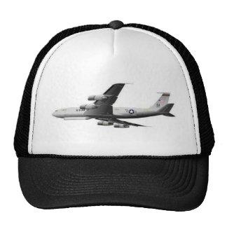 AIR FORCE JET AIRCRAFT TRUCKER HAT