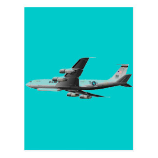 AIR FORCE JET AIRCRAFT POSTCARD