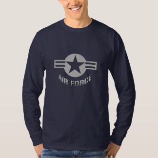 Air Force Logo Long Sleeve T-Shirt