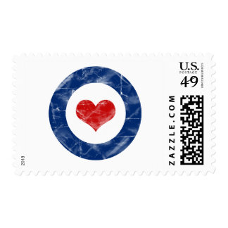 Air Force Love - Funny Humour Army Military Stamp