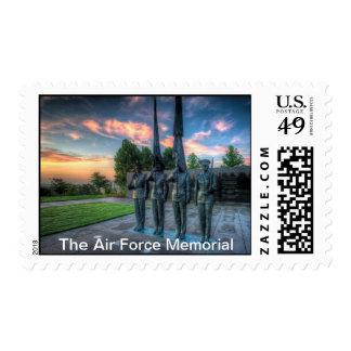 Air Force Memorial Postage