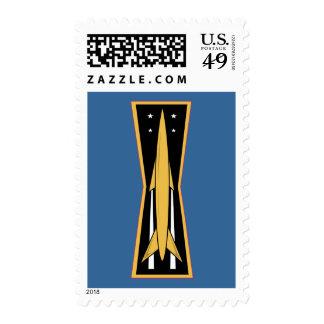 Air Force Missile Badge Stamp