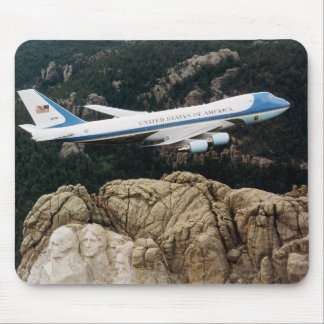 Air Force One Mouse Pads