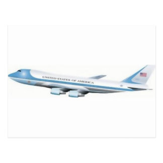 Air Force One Post Cards