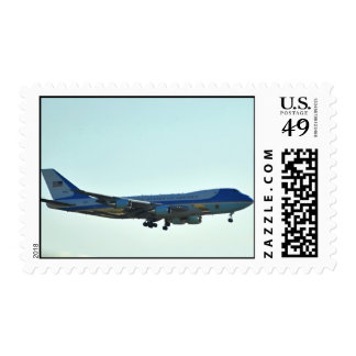 Air Force One Postage