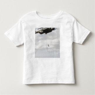 Air Force pararescuemen conduct a combat insert 2 Tee Shirt