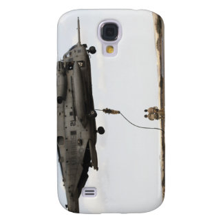 Air Force pararescuemen conduct a combat insert 3 Galaxy S4 Cases