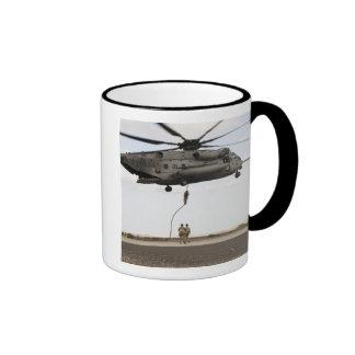 Air Force pararescuemen conduct a combat insert 3 Mugs