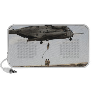 Air Force pararescuemen conduct a combat insert 3 Notebook Speakers