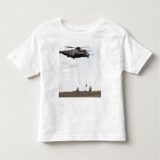 Air Force pararescuemen conduct a combat insert Toddler T-shirt