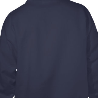 Air force plane hooded pullovers