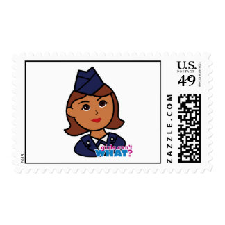 Air Force Postage Stamp