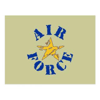 Air Force Postcard