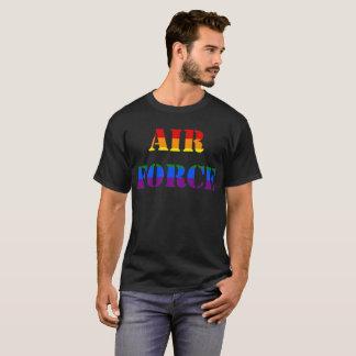 Air Force Rainbow LGBT Military T-Shirt