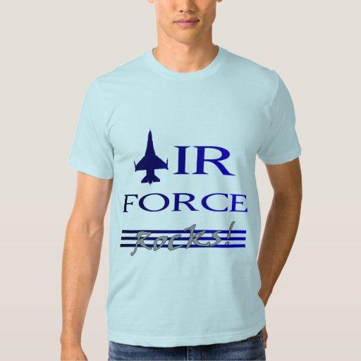 Air Force Rocks! T Shirt