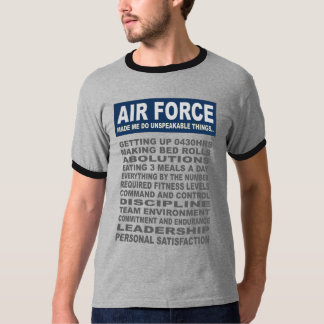 AIR FORCE ROUGH T-Shirt