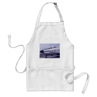 AIR FORCE SABRE JET F-86D ADULT APRON