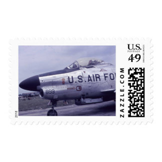 AIR FORCE SABRE JET F-86D POSTAGE