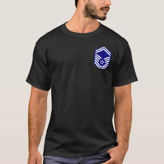 Air Force Senior Master Sergeant Shirt