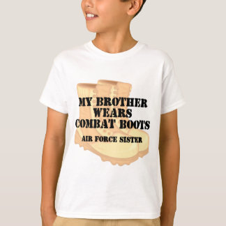 Air Force Sister Brother DCB T-Shirt