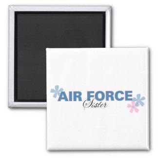 Air Force Sister Magnet